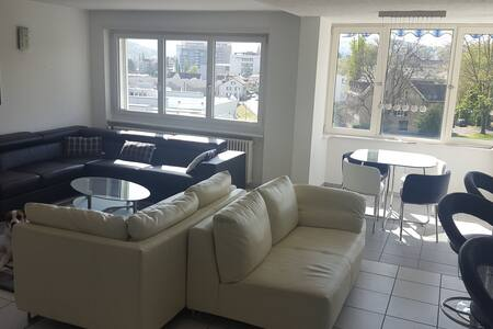 Duplex apartment close to Basel