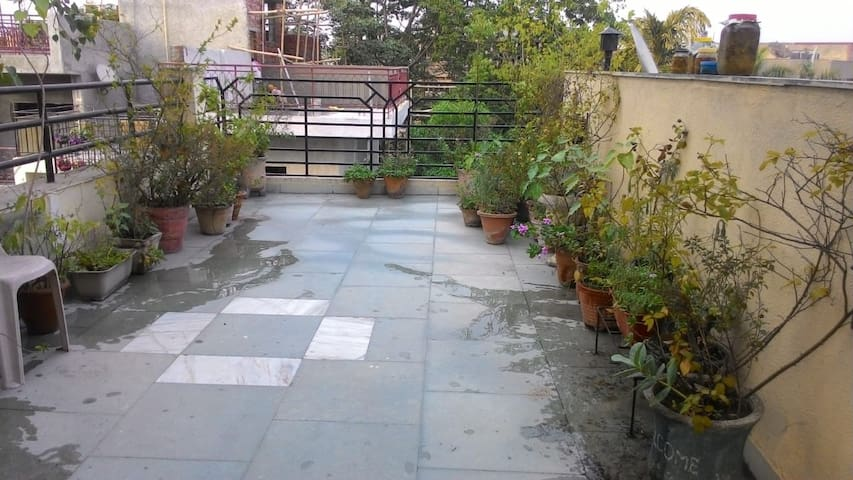 The Mandakini Suite: in Legacy Haven, GK-2, Delhi