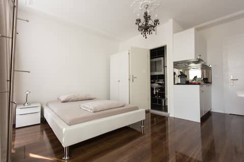 26R Beautiful Studio with Balcony in City Center