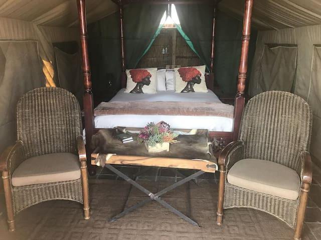 Luxury Tent photo 3