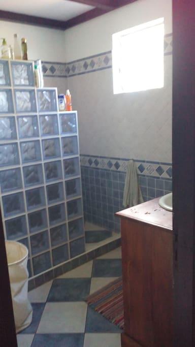 Salle de bain privative...