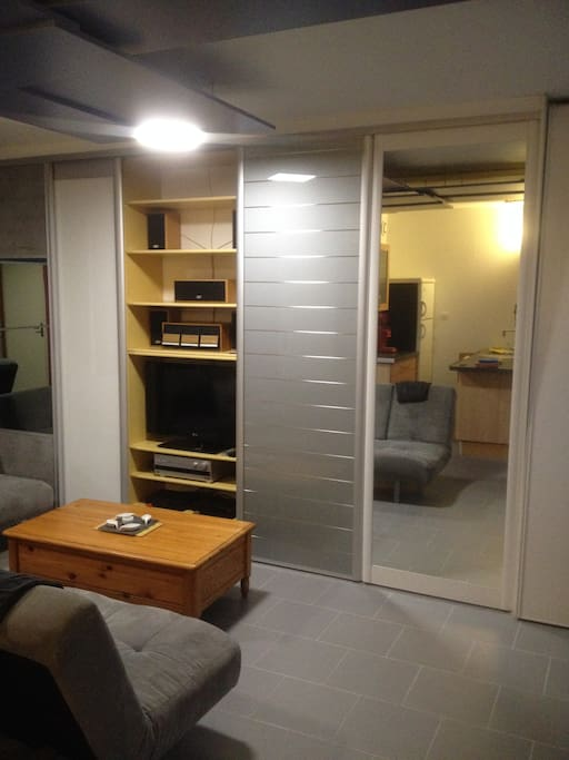 appartement t2 50m2 meubl quip apartments for rent in angers pays de la loire france. Black Bedroom Furniture Sets. Home Design Ideas