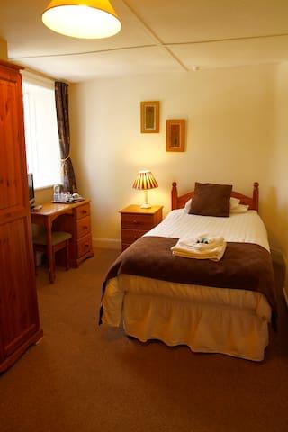 economy single @The Galleon Inn