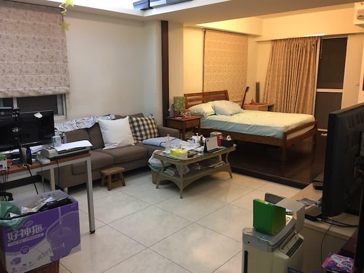 位於台南的單戶住宅