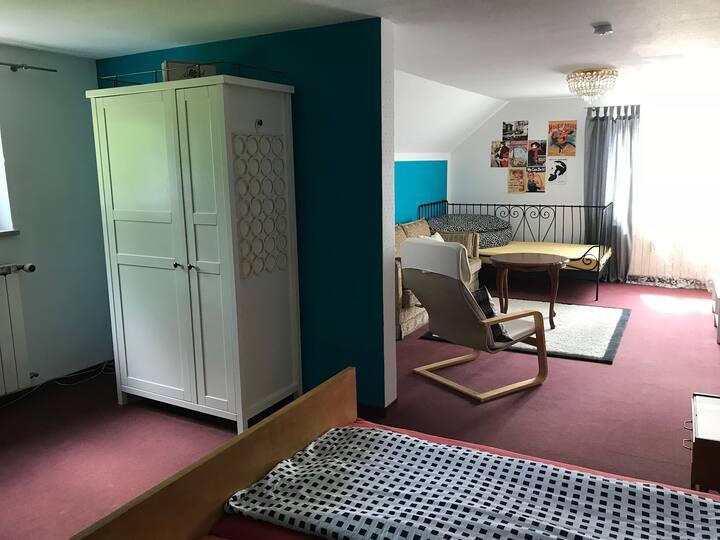 cosy 3 room flat in Heising
