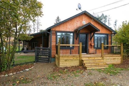 Farm House, 5 minutes to the lake  2bed 1bath - Lake Country - Casa