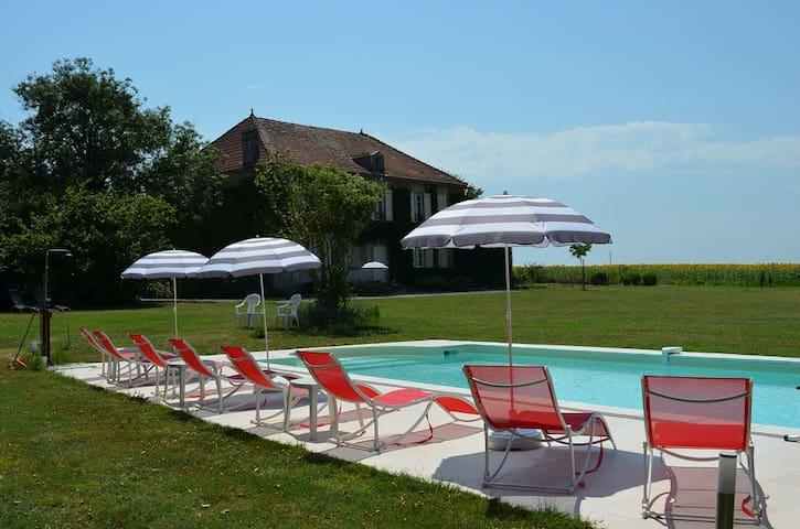 Superbe Maison de Charme avec piscine