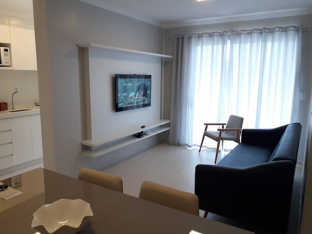 Excelente apartamento  cod: 207