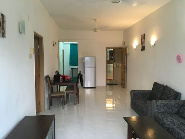 Fully Furnished Condo with 3 Bedrooms