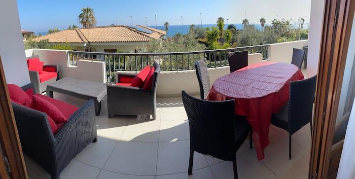 Appartamento JONIO a Calalunga,  Montauro sul mare