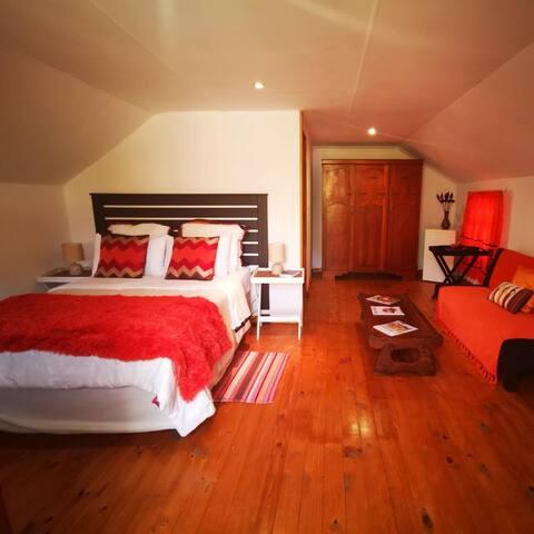 Faith Comfort double room with Balcony