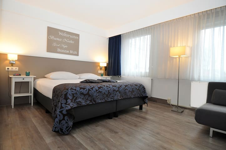 King Size room ( 4 pers)