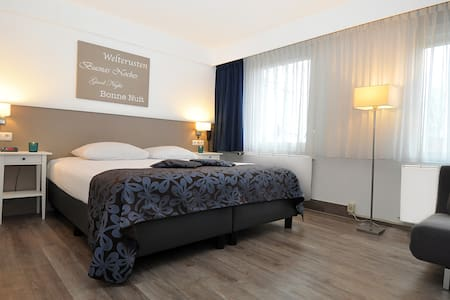 King Size room ( 4 pers) - Badhoevedorp - 其它