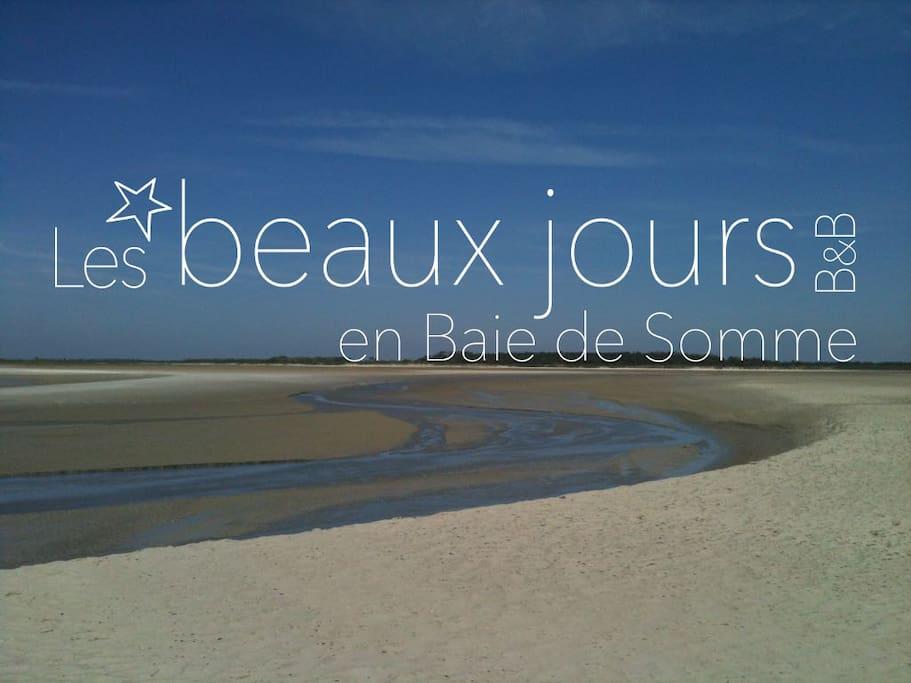 Découvrez aussi nos 3 autres chambres d'hôtes sur notre site web les beaux jours en Baie de Somme