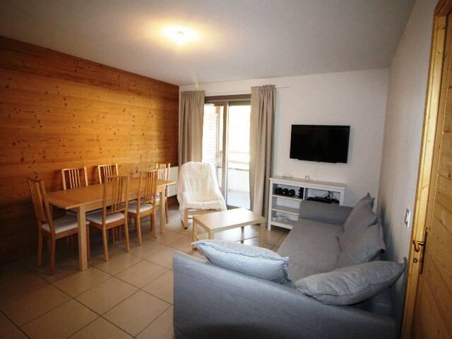Superbe appartement neuf Domaine Alpe d'huez