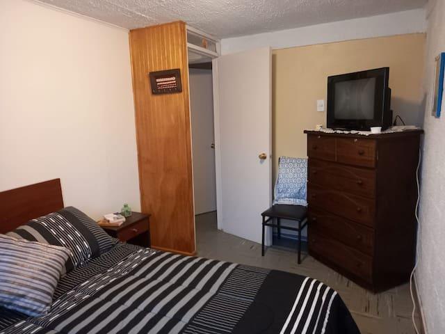 Habitación privada.