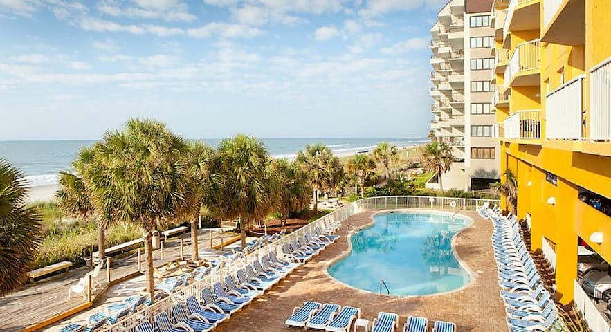 2-Bedroom Unit at North Myrtle Beach