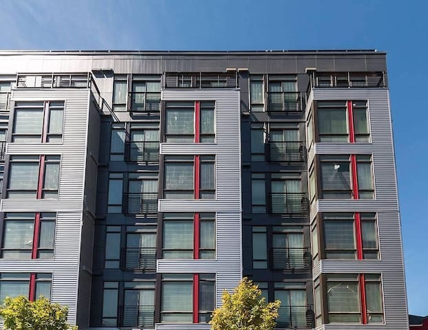 Brand New 1 Bedroom Apartment -University District