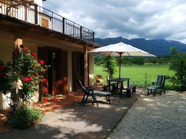 Holiday Apartment near Sulmona - Pettorano Sul Gizio - Apartment