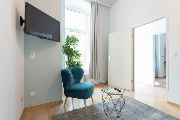 primeflats - Apartment in vibrant area at Arnimplatz 2