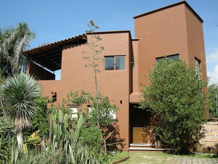 Hermosa suite en Tepoztlán