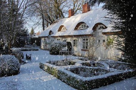 weihnachtliches Landhaus für 10 - Kluis