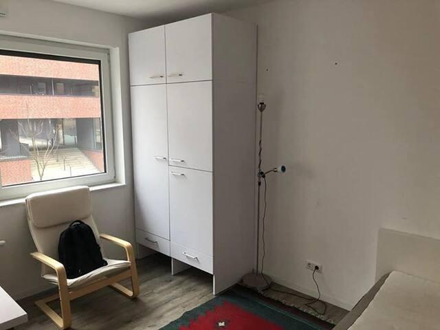 Ein Zimmer Wohnung (Studio)