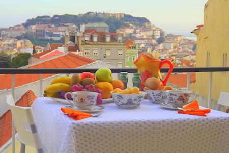 Lisbon City - Lisboa - Appartement