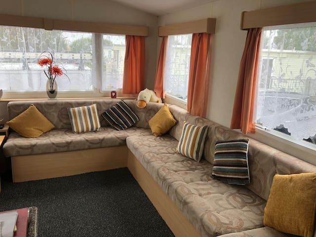 Sand Le Mere Holiday Village 2 bedroom caravan S