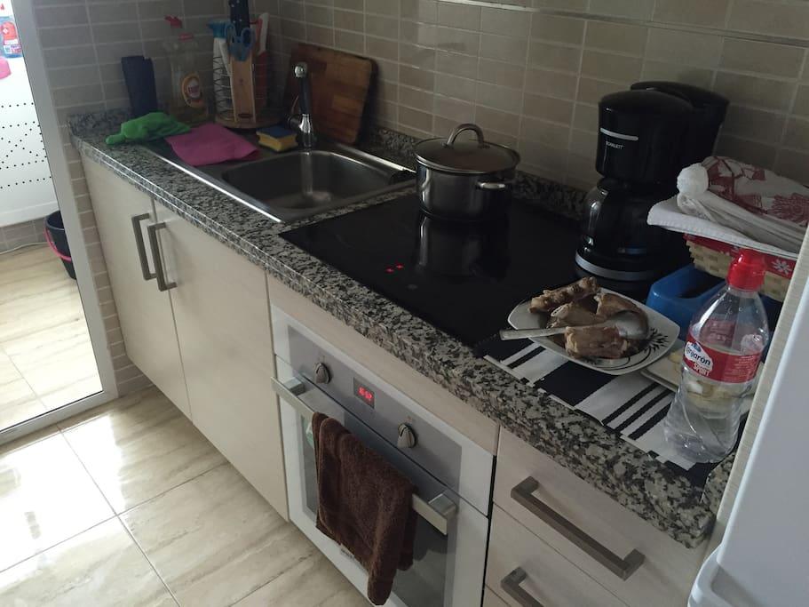 Кухня+кладовая