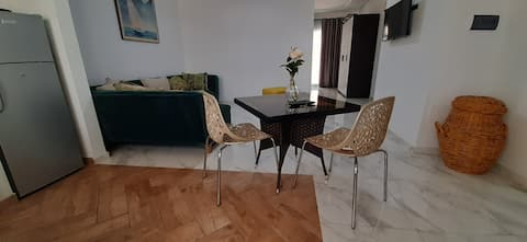 Guesthouse Leo, S+1, center Monastir, wifi