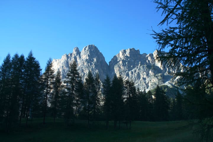 Cortina d'Ampezzo, Dolomite Mountains