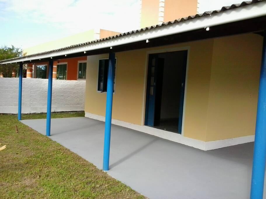 Área da casa