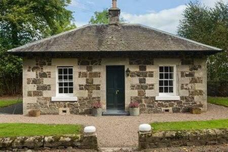 The Gatehouse at Myres Castle
