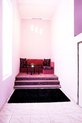 Праздничный коттедж на сутки и выходные - Ramenskoye - Huis
