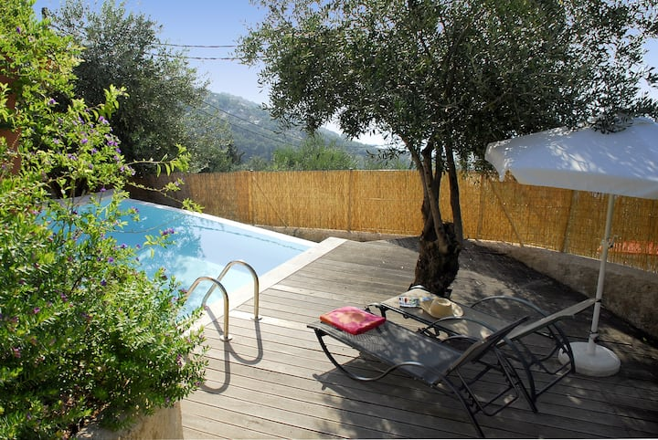 Villa Vigla, private pool, stunning seaviews