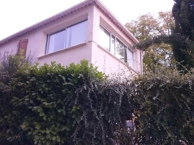 Villa au calme campagne - Navacelles - Vila