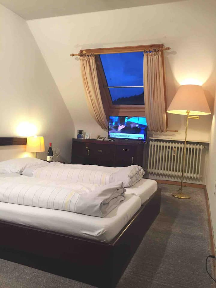 Albtalunterkunft in Bad Herrenalb Single Room A