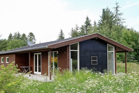 Pretty Holiday Home in Fjerritslev with Whirlpool
