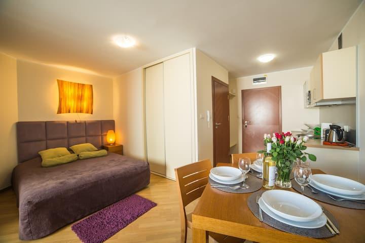 Apartament Azzurro Władysławowo 100 m. do plaży