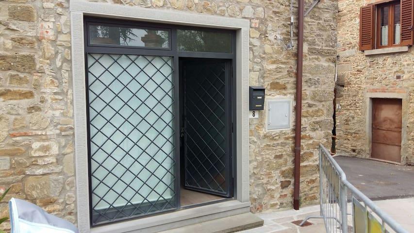 Accogliente monolocale fulloptional - Pieve San Giovanni - Apartment