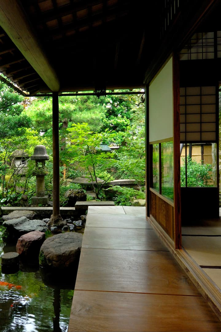 Nomura House in Nagamachi Samurai Area