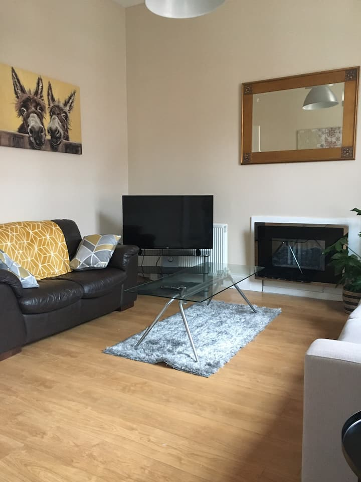 Modern apartment close to city centre