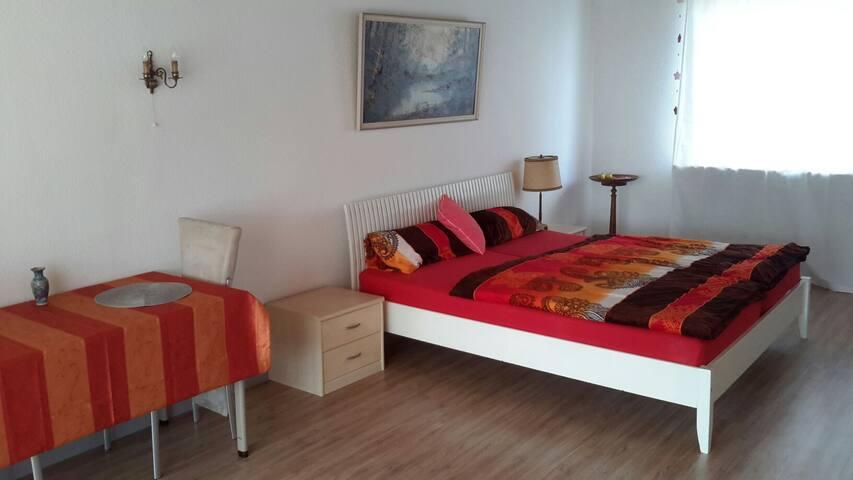 Zimmer mit Dachterasse
