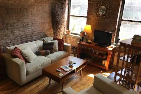 Loft in Mott Haven, 15 min to Midtown Manhattan - Μπρονξ