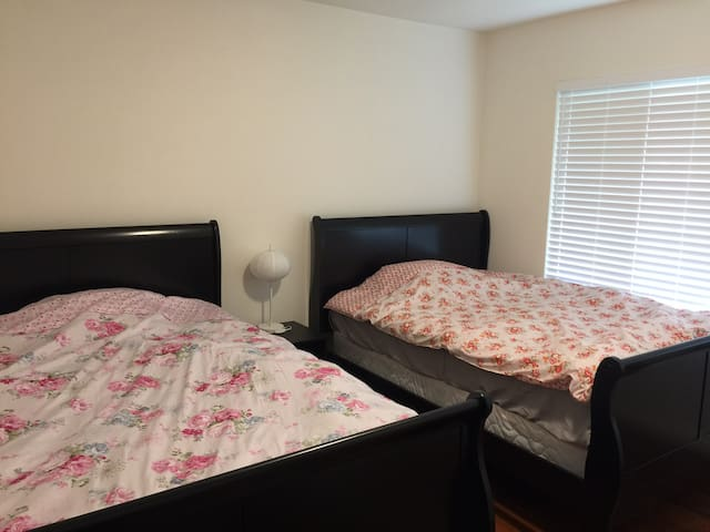 Rowland Heights Room For Rent Free WiFi - La Puente - Haus