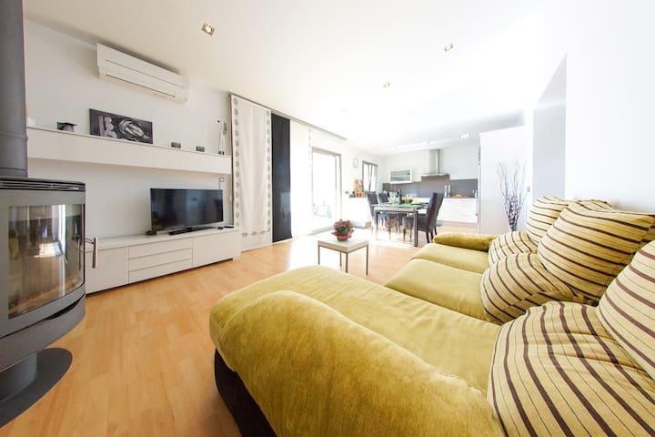Casa Pau Acogedor Apartamento 4 pers.+ Bebe - Sant Llorenç des Cardassar - Apartament
