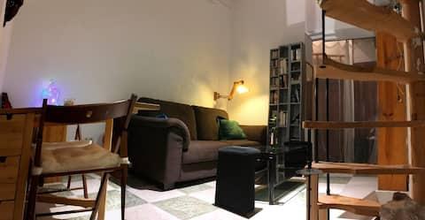 BEDROOM  LITLE  IN LAVAPIES