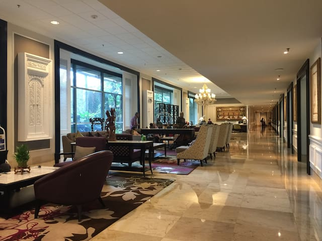 Ascott Jakarta, 18 steps to Grand Indonesia Mall - Tanah Abang - Apartment