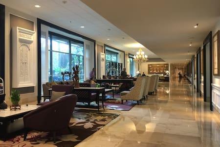 Ascott Jakarta, 18 steps to Grand Indonesia Mall - Tanah Abang - Leilighet